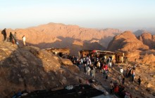 Private Catherine Monastery Tour from Sharm El Sheikh