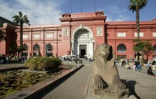 Egyptian Museum & Small Boat One Hour Nile River Private Tour