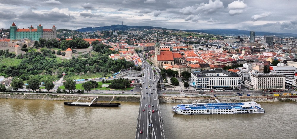 Private Transfer from Vienna Airport to Bratislava
