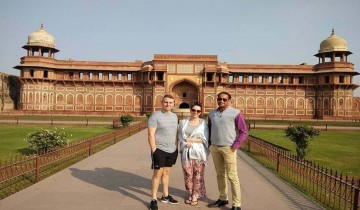 A picture of Private Agra Overnight Tour from Delhi