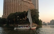 Felucca Ride on the River Nile + Falafel Dinner