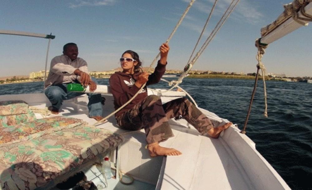 Felucca Ride on the River Nile + Falafel Dinner