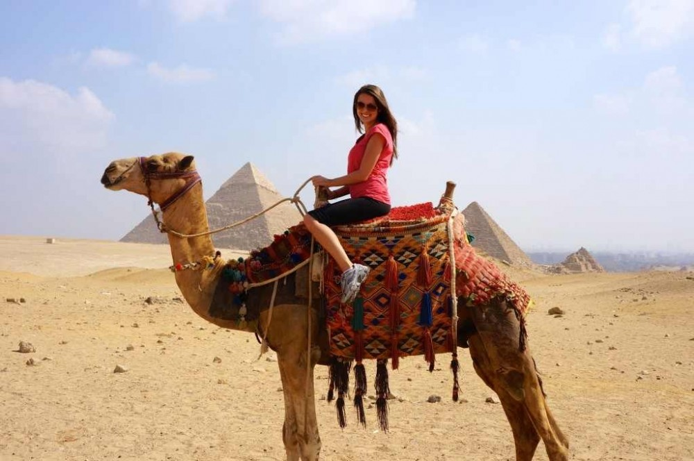 Private Giza Pyramids Tour from Cairo Airport