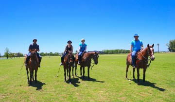 A picture of 3D/2N - Family Fun Package with Polo Lesson