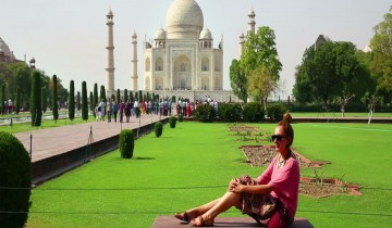 A picture of Private Golden Triangle Tour 5 Nights/6 Days