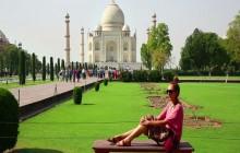 Private Luxury Taj Mahal Agra Day Tour from Delhi