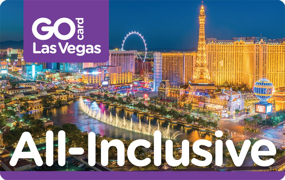 Go Las Vegas Card - All Inclusive