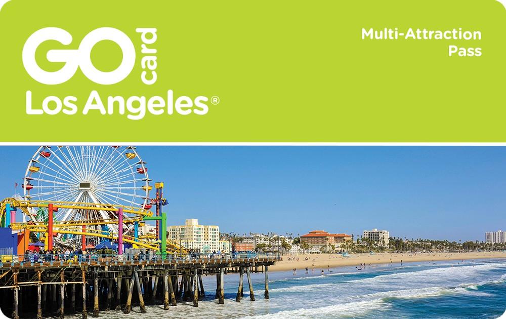 Go Los Angeles Card -  All Inclusive
