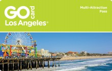 Go Los Angeles Card -  All Inclusive