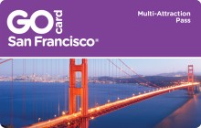Go San Francisco Card  - All Inclusive