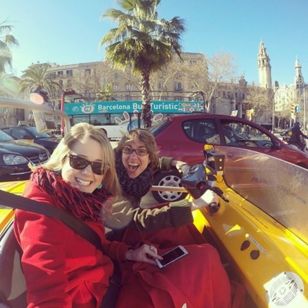 Barcelona GoCar Express Tour