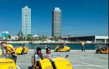 Discover Gaudi GoCar Tour