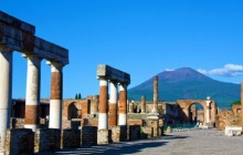 Pompeii 3 hours Walking Tour with a Typical Roman Lunch