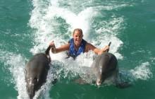 Dolphin Swim Adventure Tour from Montego Bay