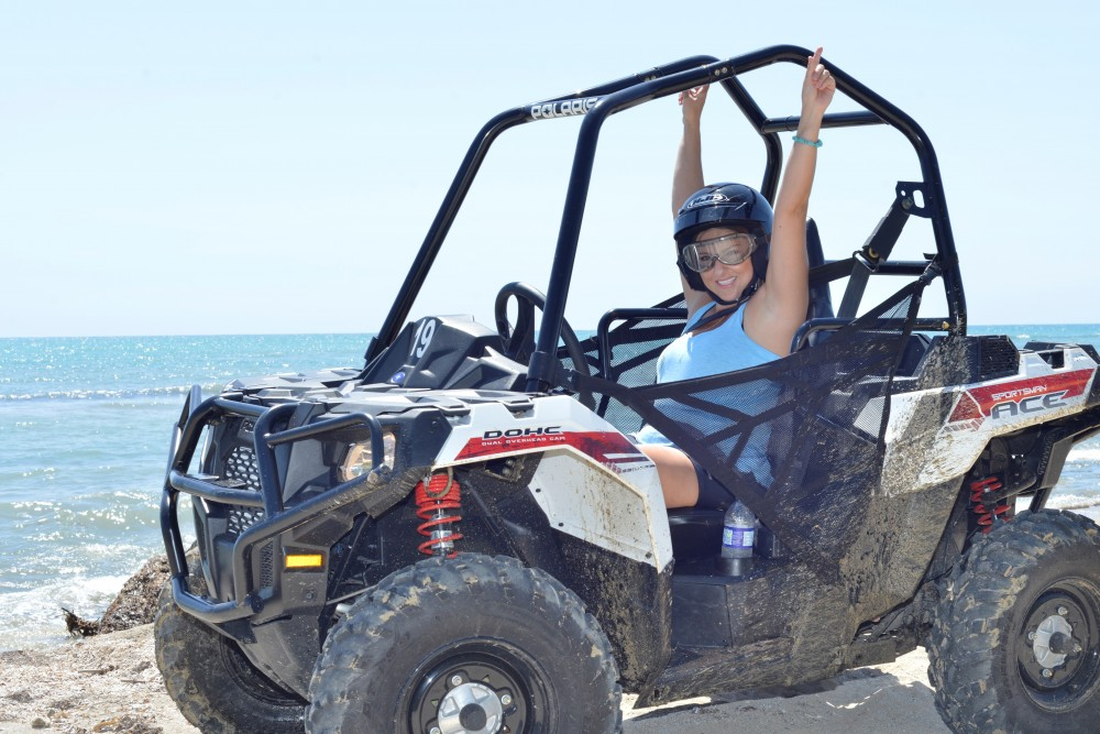Outback ATV Adventure Tour from Negril