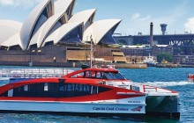 Hop On Hop Off 2 Day Pass & Sydney Tower Eye