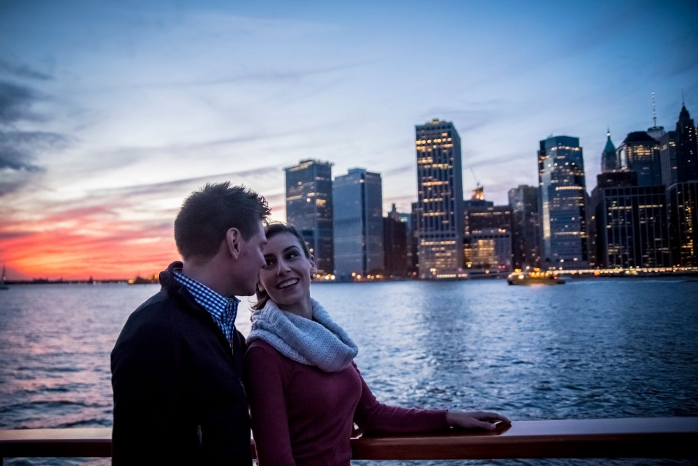 Champagne City Lights Cruise On Yacht Manhattan