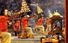 11 Day Golden Triangle Tour with Orcha, Khajuraho + Varanasi