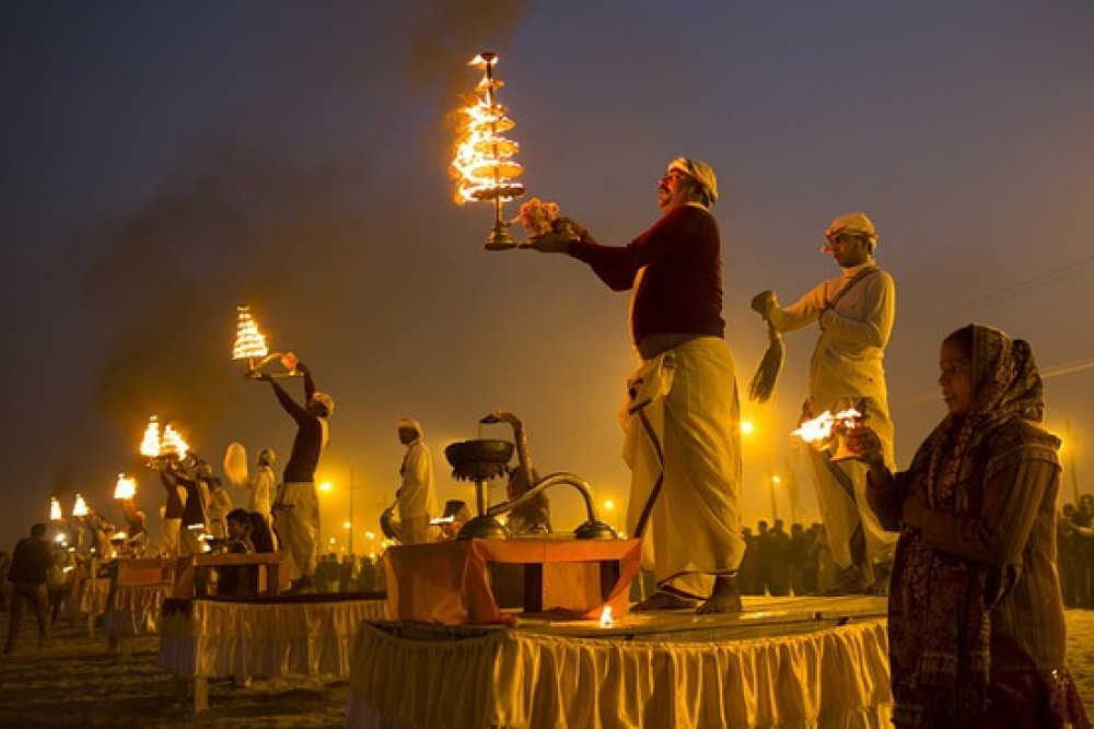 Private 11 Day Golden Triangle with Spectacular Kumbh Mela