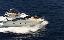 Private Santorini Motor Yacht Cruise - Half Day