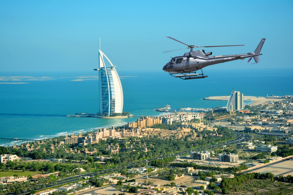 Iconic Helicopter Tour