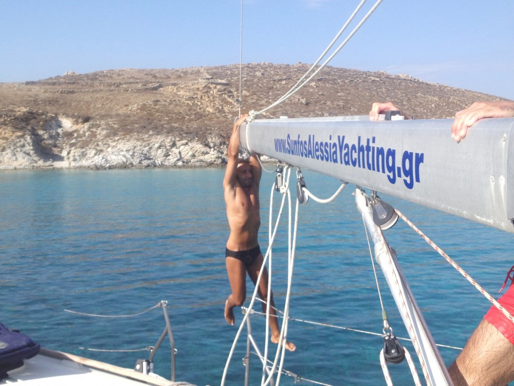 Sunfos Alessia Yachting