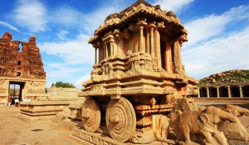 A picture of 9 Day Karnataka with Hampi Tour