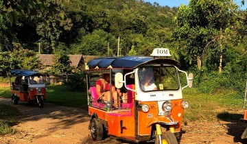 A picture of 11 Days The Magic of Northern Thailand by Tuk Tuk