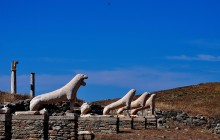 Superior Cruise to Rhenia Island & Guided Tour of Delos