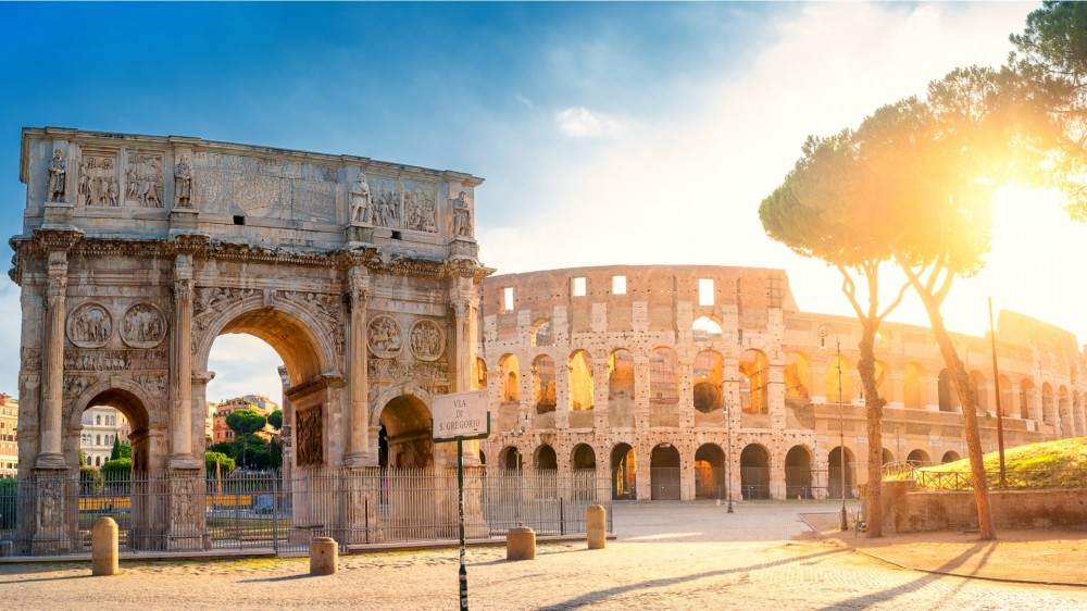 2 in 1 Best of Rome & Vatican Saver - Colosseum + Vatican