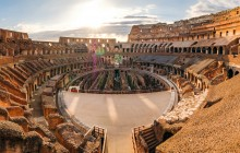 Colosseum & Gladiator Gate Guided Tour