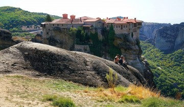 A picture of 2 Day Private Tour of Meteora From Athens-Overnight Kastraki