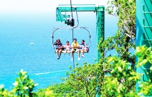 Mystic Mountain Jamaica Bobsled Adventure Tour from Montego Bay