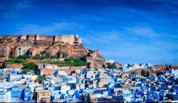 A picture of Rajasthan Heritage Tour – 13 Nights and 14 Days