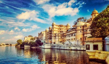 A picture of 6 Day Golden Triangle Tour with Udaipur – Private Tour