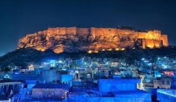 A picture of Exotic Journey of Rajasthan – 15 Nights and 16 Days
