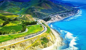 A picture of 3 Day Hearst Castle & Wine Tour from Los Angeles to San Francisco
