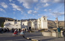 11D/10N Inca Empire to Lake Titicaca & Colca Canyon Experience