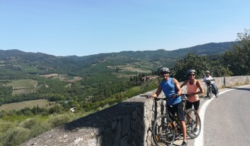 A picture of 2 Day Chianti Bike Tour - Florence to Siena
