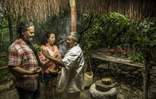 Full day Cultural Experience to Tulum, Coba and Maya Village