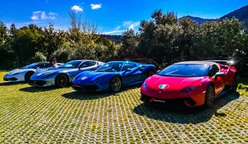 A picture of 3 Day Supercar Tour around Sardinia (Ferrari, Lamborghini)