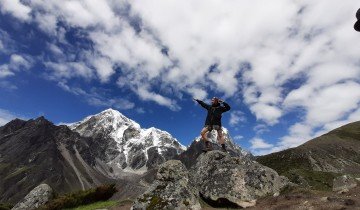 A picture of Everest Base Camp Trek