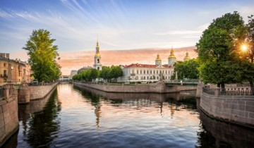 A picture of 3 Day / 2 Night St. Petersburg Weekend Private Tour