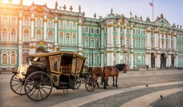 A picture of 6 Day / 5 Night Saint Petersburg Imperial Private Tour