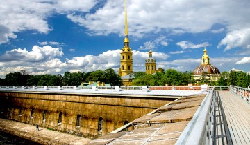 A picture of 3 Day Intensive All Highlights of St. Petersburg (Private Tour)