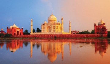A picture of 5-Day Golden Triangle Tour To Agra and Jaipur From Delhi