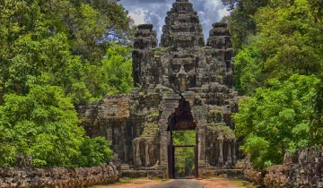A picture of 2-Day Private Angkor Wat Small & Big Circle and Banteay Srei Tour