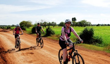 A picture of Small Group Angkor Discovery By Bicycle Tour (3 Days)