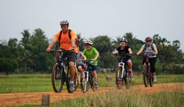 A picture of Angkor Family Adventure (5 Days)