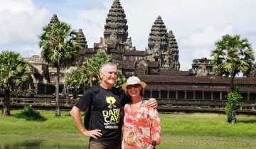 A picture of Small Group Angkor Ride, Eat & Cook, Siem Reap Tour (4 Days)